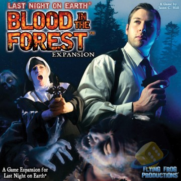 Last Night on Earth: Blood in the Forest