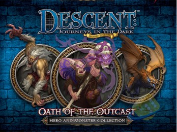 Descent (2nd Ed.): Oath of the Outcast