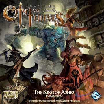 Cadwallon - City of Thieves: King of Ashes