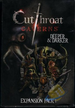 Cutthroat Caverns: Deeper and Darker