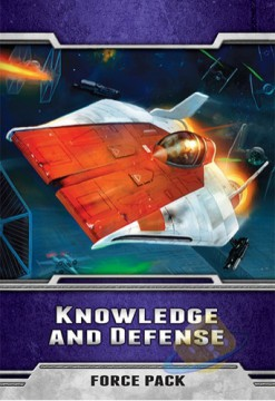 Star Wars LCG: Knowledge and Defense