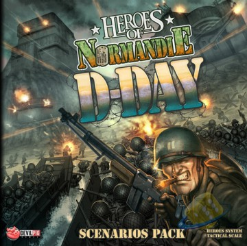 Heroes of Normandie: D-Day Scenarion Pack