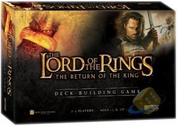 The Lord of the Rings: Return of the King Deck Building Game
