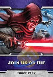 Star Wars LCG: Join Us or Die