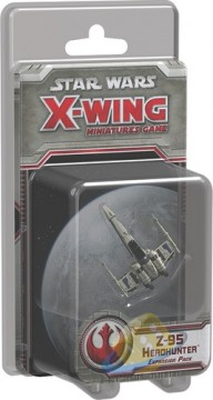 Star Wars: X-Wing Miniatures Game - Z-95 Headhunter Expansion Pack