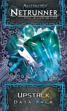 Android Netrunner LCG: Upstalk