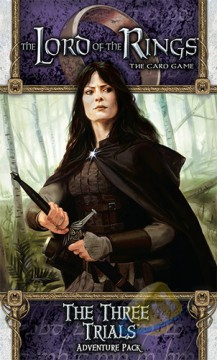 The Lord of the Rings LCG: The Three Trials