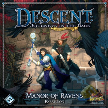 Descent (2nd Ed.): Manor of Ravens