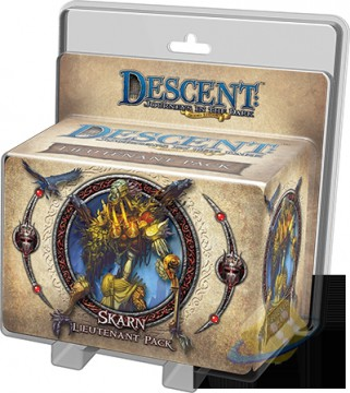 Descent: Journeys in the Dark (2nd. Ed.) - Skarn Lieutenant Pack