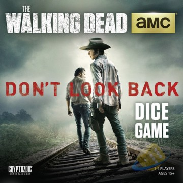 "The Walking Dead: Don""t Look Back Dice Game"