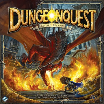 Dungeonquest - Revisited Edition