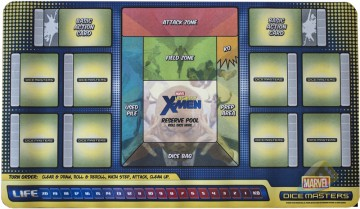 Marvel Dice Masters: Uncanny X-Men Play Mat