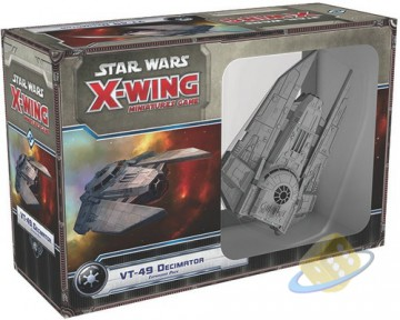 Star Wars: X-Wing Miniatures Game - VT-49 Decimator