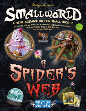 Small World: A Spiders Web