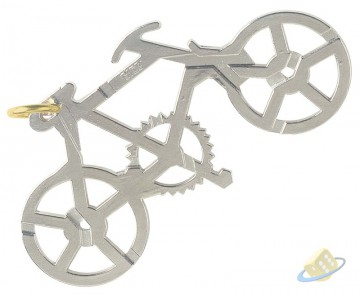 Hanayama: Cast Bike