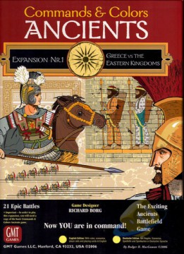 Commands  a  Colors: Ancients - Expansion Pack 1: Greece a Eastern Kingdoms