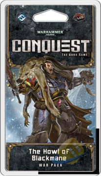 Warhammer 40.000: Conquest (LCG) - The Howl of the Blackmane