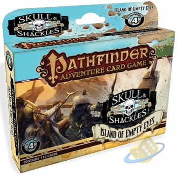 Pathfinder Adventure Card Game: Skull & Shackles - Island of Empty Eyes