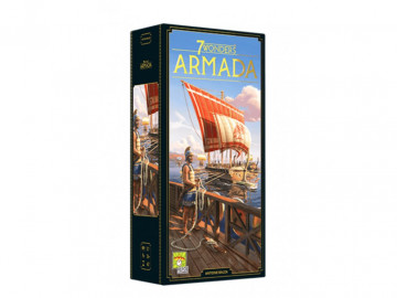 7 Wonders: Armada (2nd edition)