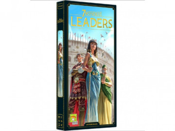 7 Wonders: Leaders (2nd edition)