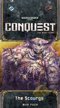 Warhammer 40.000: Conquest (LCG) - The Scourge