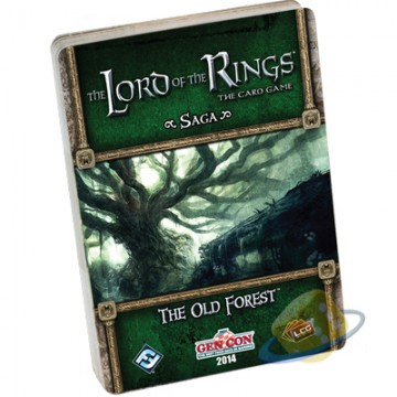 The Lord of the Rings LCG: The Old Forest