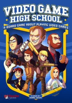 Video Game Highschool