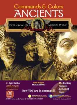 Commands  a  Colors: Ancients - Expansion Pack 4: Imperial Rome