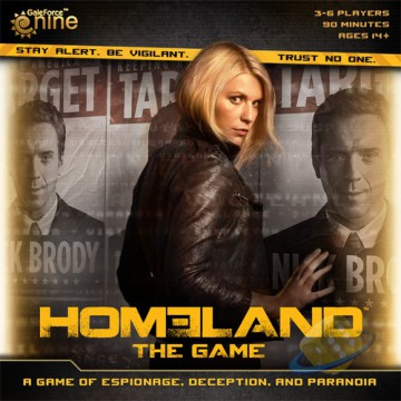 Homeland: The Boardgame