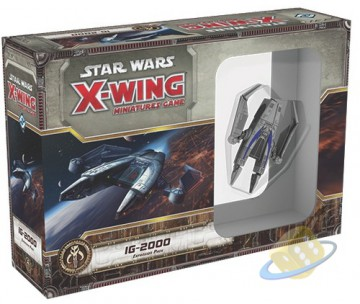 Star Wars: X-Wing Miniatures Game - IG 2000