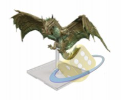 Dungeons & Dragons Attack Wing - Bronze Dragon