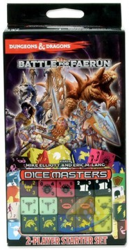Dungeons & Dragons Dice Masters: Battle fo Faerun - Starter set