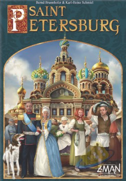 Saint-Petersburg (second edition)