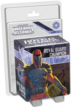Star Wars: Imperial Assault - Royal Guard Champion