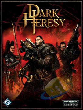 Dark Heresy Core Rulebook