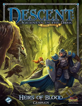Descent (2nd Ed.): Heirs of Blood