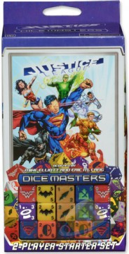 DC Comics Dice Masters: Justice League Starter