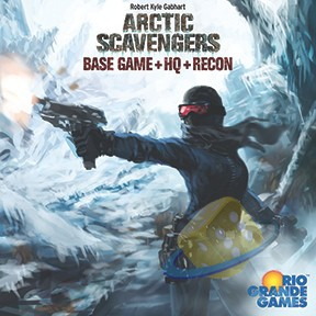 Arctic Scavengers + HQ and Recon Expansion