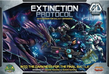 Galaxy Defenders: Extinction Protocol