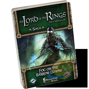 The Lord of the Rings LCG: Fog on the Barrow Downs