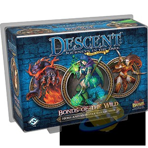 Descent (2nd Ed.): Bonds of the Wild