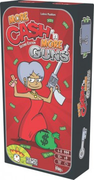 Cash'n Guns (2nd edition) - More Cash, More Guns
