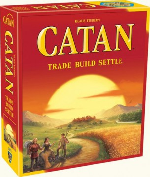 The Settlers of Catan (5th Edition)