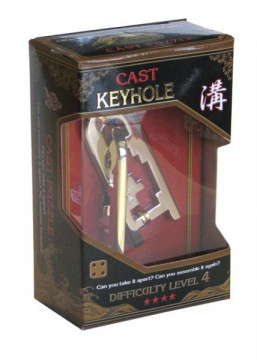 Hanayama: Cast Key Hole