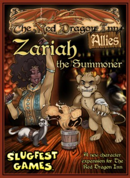 Red Dragon Inn: Zariah the Summoner
