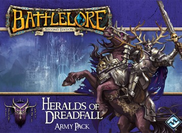 Battlelore (Second Edition) - Heralds of Dreadfall