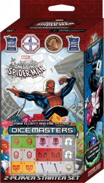 Marvel Dice Masters: The Amazing Spiderman Starter Set