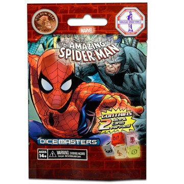 Marvel Dice Masters: The Amazing Spiderman Booster