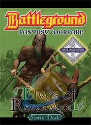 Battleground Fantasy Warfare: Elves of Ravenwood