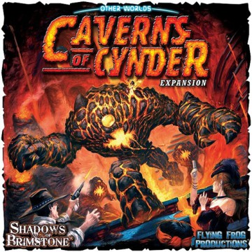Shadows of Brimstone: Cavern of Cynder